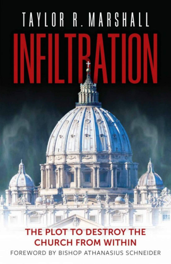 Infiltration: The Plot to Destroy the Church[Audiobook]