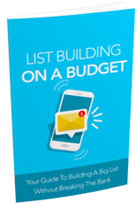 Email List Building On A Budget