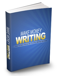 Make money writing - ebook
