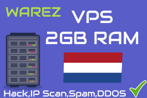 VPS windows/linux | 2 GB ram | Netherlands | 1 month