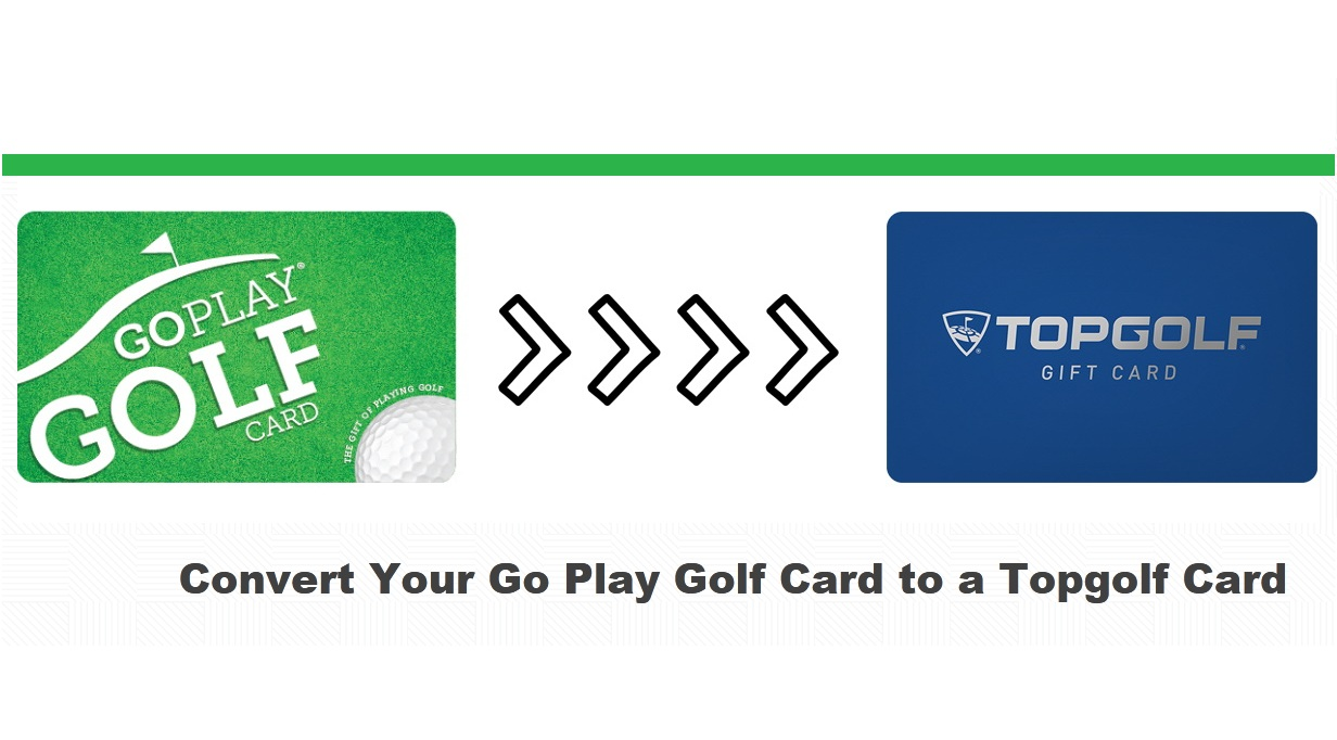 Go Play Golf Gift Card 25$ instant