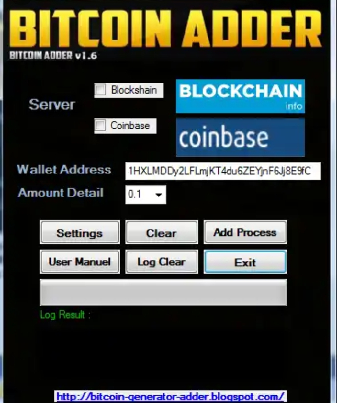 Get software that help you to generate 5btc on Wallet