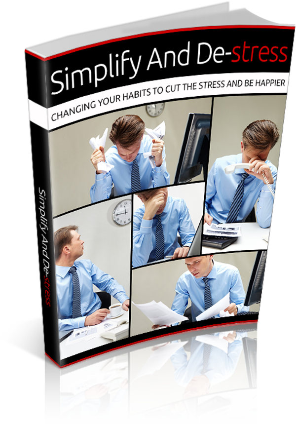 Simplify And De-Stress - Ebook
