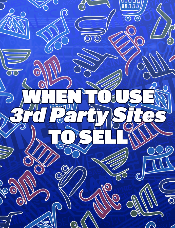 When To Use 3rd Party Sites To Sell