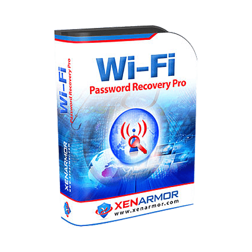 Xenarmor WiFi Password Recovery Pro 11 months License