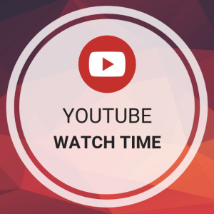 1000 YouTube Watch Time (Hour) Views