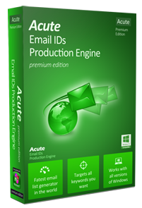 Cracked Acute Email ID production Engine Software