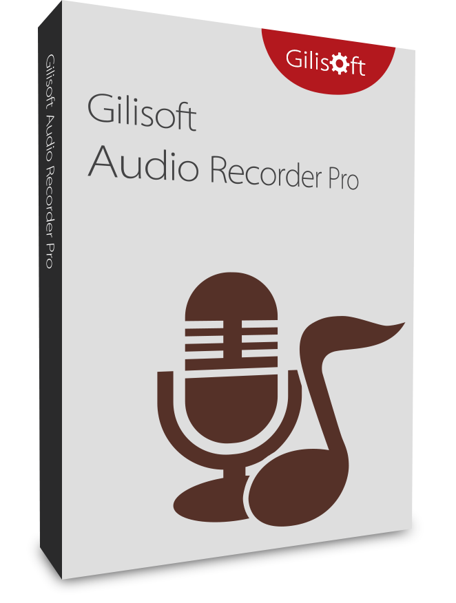 GiliSoft Audio Recorder Pro LifeTime License 3 PC