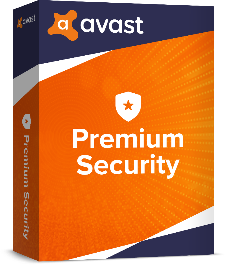 Avast Premium Security + Cleanup 1 PC 5 Year Global Lic