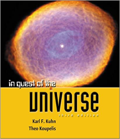 In Quest of the Universe Textbook Binding – Jan. 2...