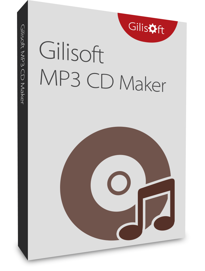 Gilisoft MP3 CD Maker LifeTime License 3 PC