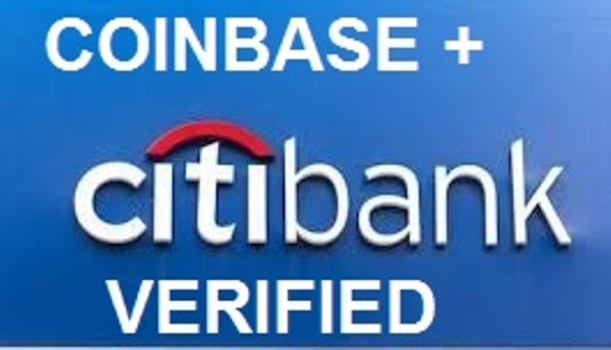 USA COINBASE LEVL3 + CITI BANK VERIFIED