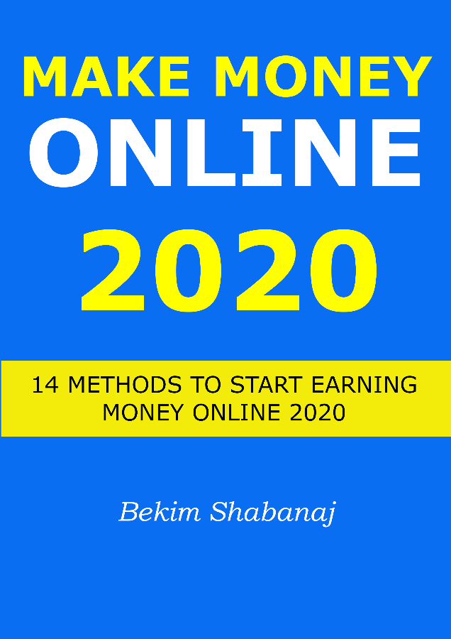14 Methods to MAKE MONEY ONLINE 2020