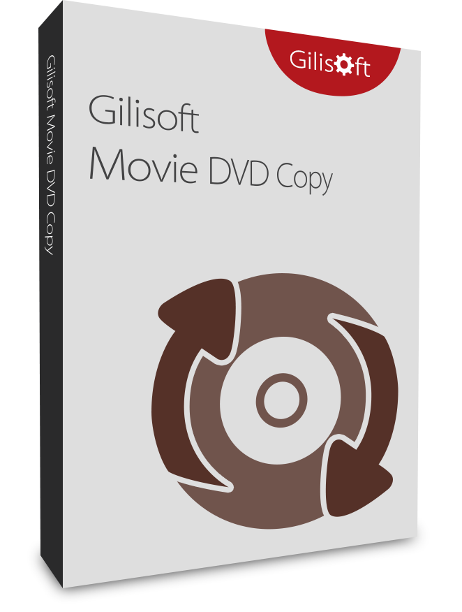 Gilisoft Movie DVD Copy LifeTime License 3 PC