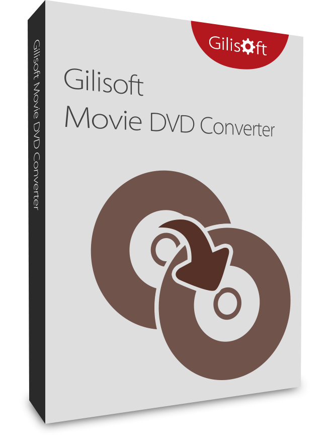 Gilisoft Movie DVD Converter LifeTime License 1 PC