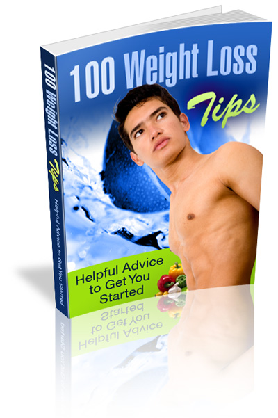 100 Ways to Lose 10 Pounds - ebook