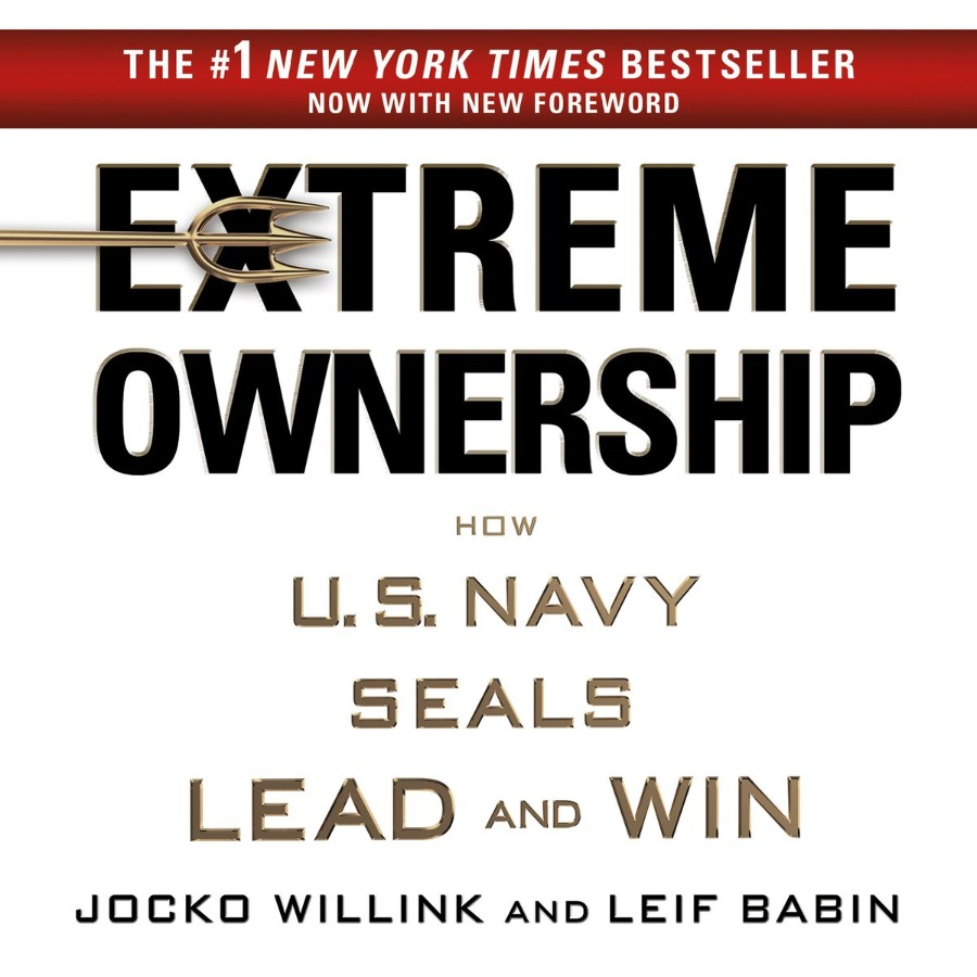 Extreme Ownership by Jocko Willink Audiobook
