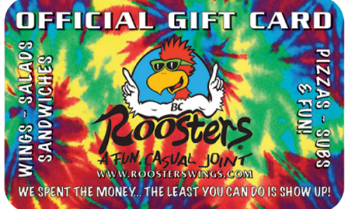 Roosters Wings - $25.00 [Instant PDF]