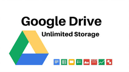 Unlimited Drive Space [Special For Your Mail Address]