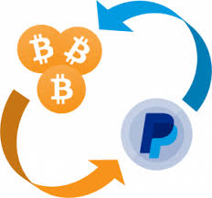Bitcoins into PayPal (Pay $45 BTC get $50 PayPal)