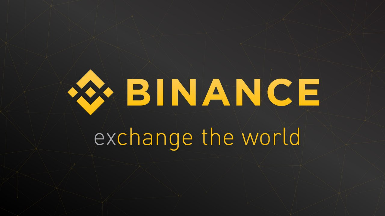 Binance verified account