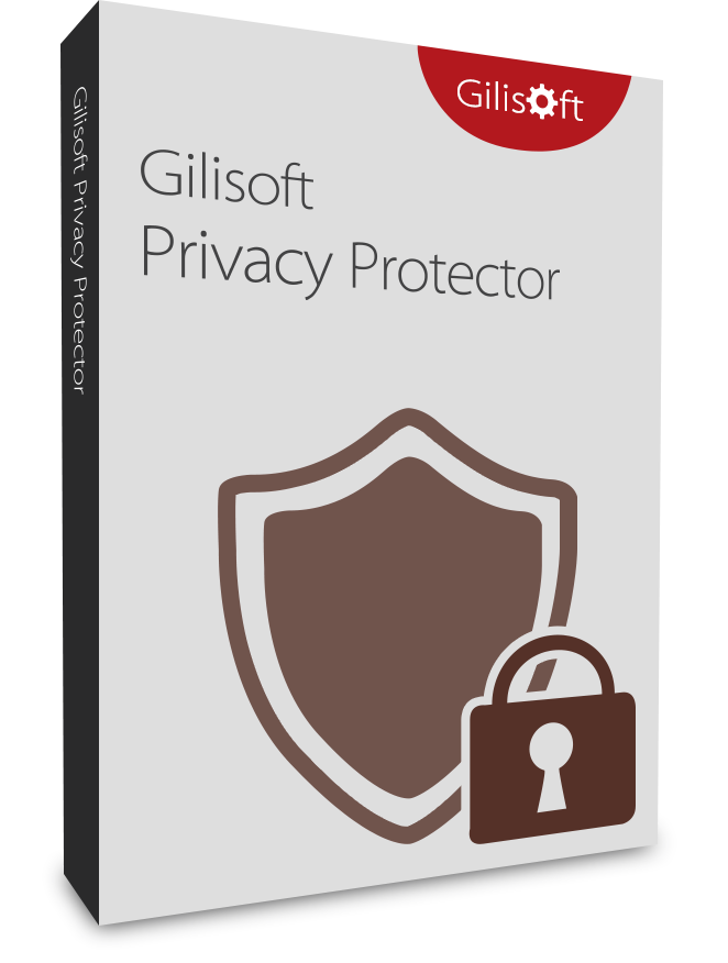 Gilisoft Privacy Protector LifeTime License 3 PC