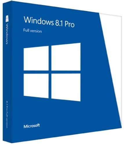 Windows 8.1 Pro Prefessional - 32/64bit - Original Key