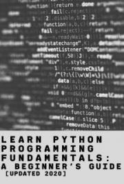 Learn Python Programming Fundamentals: A Beginner'...