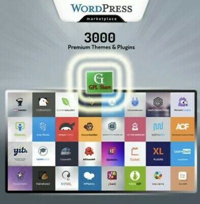 TOP 3000+ WordPress and Woocommerce Themes and Plugins