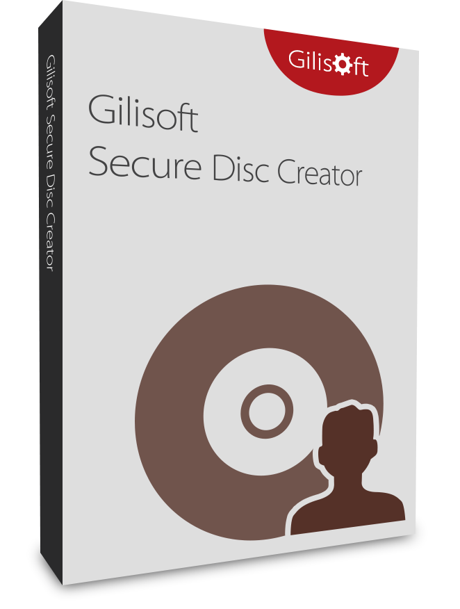 Gilisoft Secure Disc Creator LifeTime License 1 PC