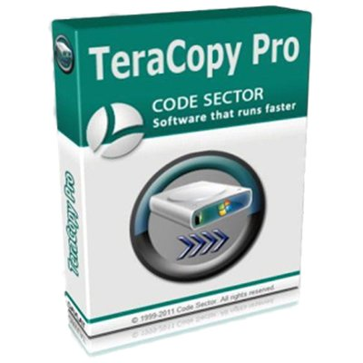 TeraCopy 3.2 Pro for Windows LifeTime License 1 PC