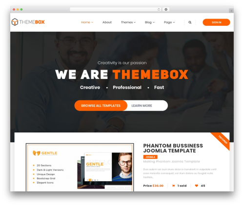 Themebox - Digital Products, Marketplace Ecommerce Temp