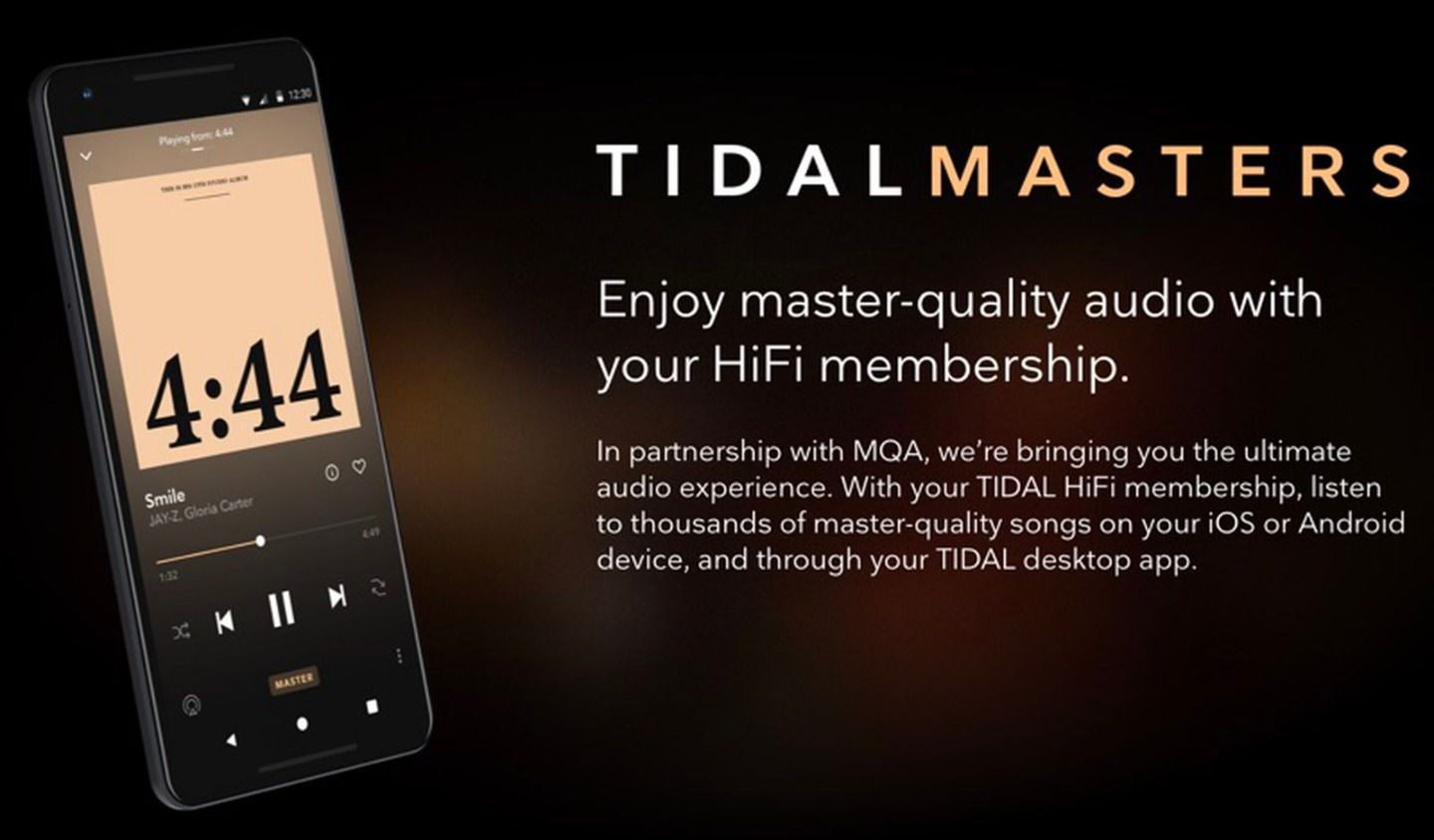 TIDAL HiFi Master Plan || 9 M0nths || One User ||