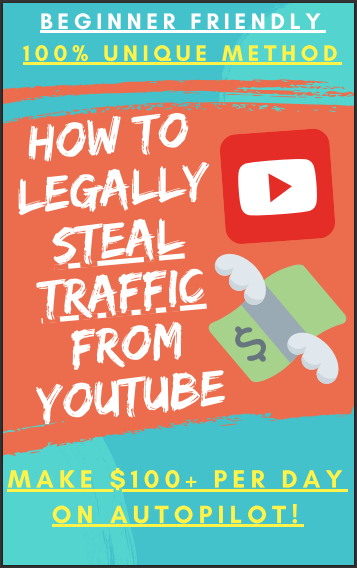 Steal Traffic From YouTube