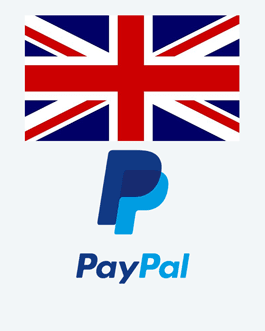 UK Business Verified  PayPal Account -With Doc Card