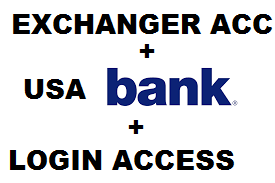 USA BANK+ CREDIT CARD + PAYBIS/CRYPTO.COM EXCHANGER.