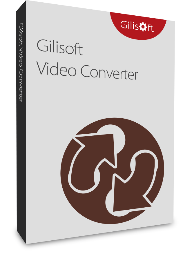 Gilisoft Video Converter LifeTime License 1 PC
