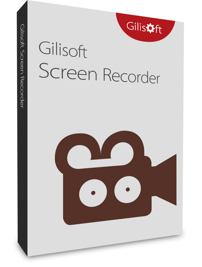 Gilisoft Screen Recorder LifeTime License 1 PC