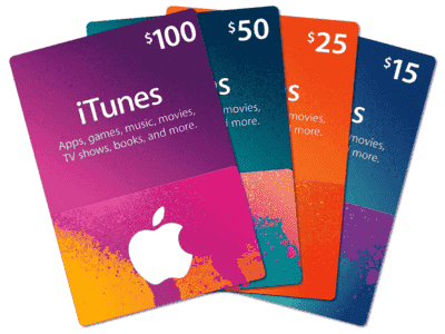 Itunes Gift Card 10$ USA & Australia