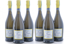 Six Bottles of Cupcake Prosecco (Shipping Not Included)