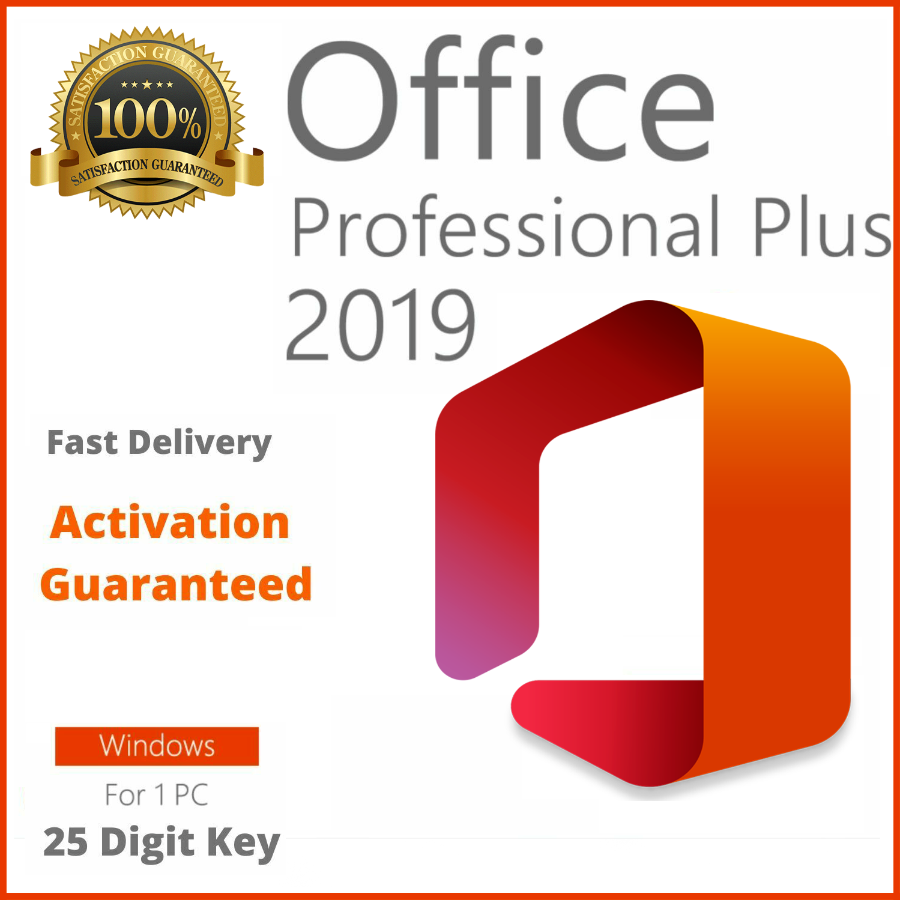 Microsoft Office 2019 Pro Plus Key