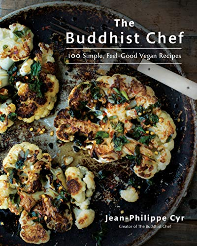 Ebook The Buddhist Chef 100 Simple,Vegan Recipes