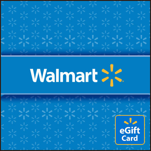Walmart Gift Card 45$ (Instant + Pin) Only