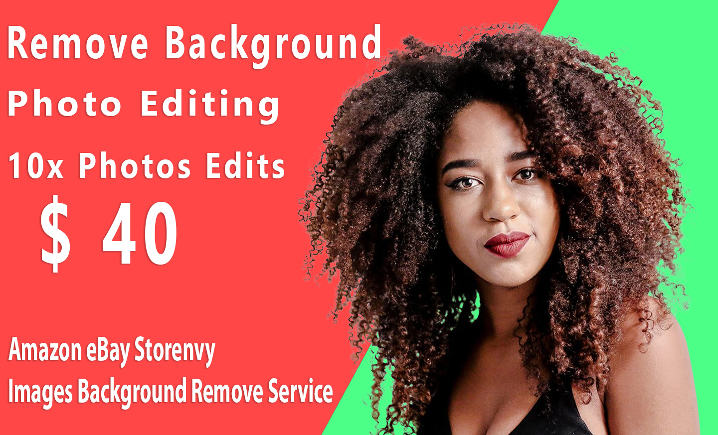 Remove Background Photo Editing – 10x Photos Edits