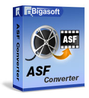 Bigasoft ASF Converter LifeTime License 1 PC