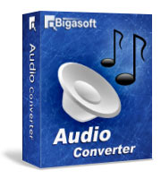 Bigasoft Audio Converter LifeTime License 1 PC