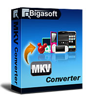 Bigasoft MKV Converter LifeTime License 1 PC