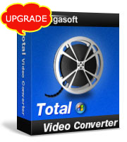 Bigasoft Total Video Converter LifeTime License 3 PC