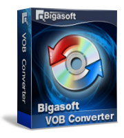 Bigasoft VOB Converter LifeTime License 1 PC