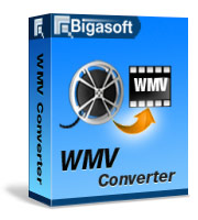 Bigasoft WMV Converter LifeTime License 3 PC